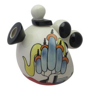 Lorna Bailey Artware Teapot Mayfield Design