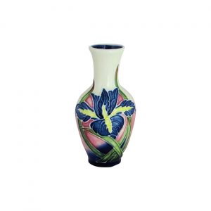 Old Tupton Ware Small Vase Iris Design