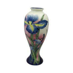 Old Tupton Ware Iris Design 11 inch Vase