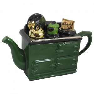 AGA Cooker Baking Day Collectable Teapot