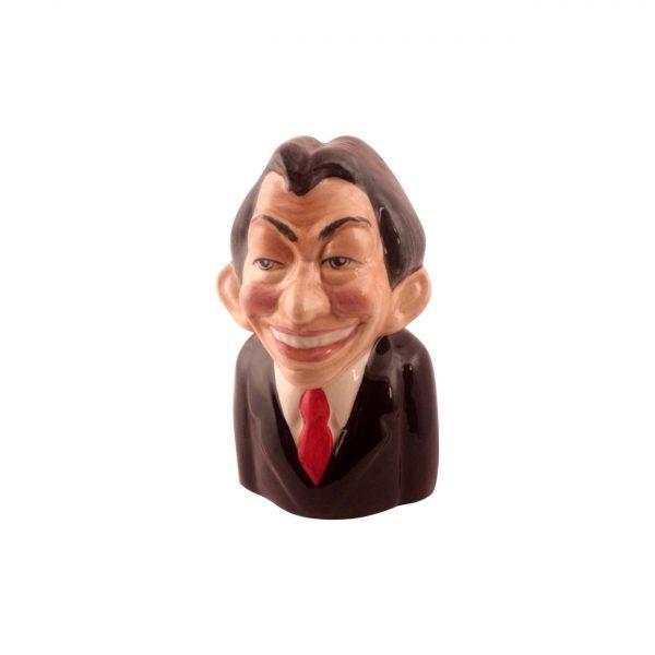Tony Blair Toby Jug by Bairstow Pottery