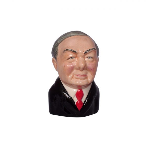 James Callaghan Toby Jug by Bairstow Pottery