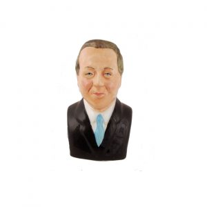 David Cameron Toby Jug by Bairstow Pottery
