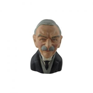 Neville Chamberlain Toby Jug by Bairstow Pottery
