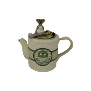 Wensleydale Cheese Novelty Teapot Ceramic Inspirations