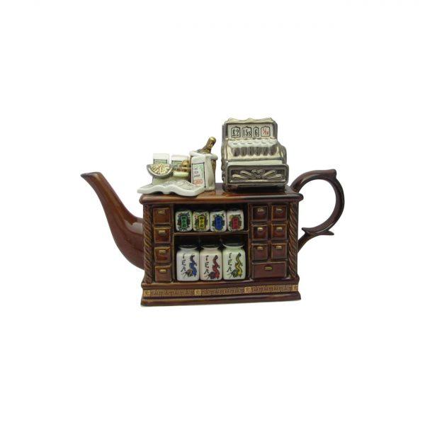 Paul Cardew Chinese Teashop Novelty Teapot