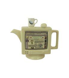 Computea Collectable Novelty Teapot Ceramic Inspirations