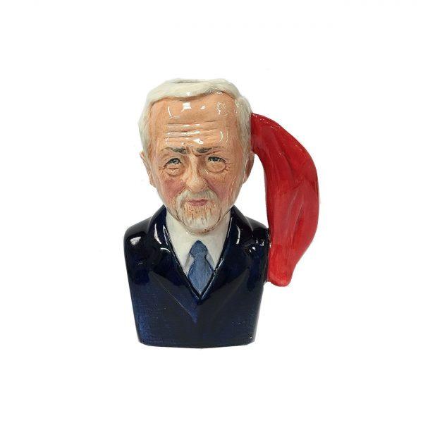 Oh Jeremy Corbyn Toby Jug Blue Jacket