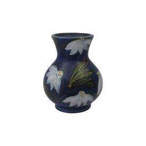 Anita Harris Art Pottery 14cm Vase Daisy Design