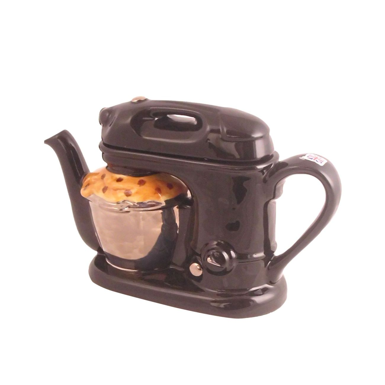Food Mixer Collectable Novelty Teapot Carters Of Suffolk
