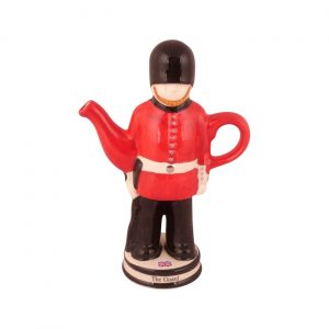 Guardsman Novelty Teapot Carters of Suffolk