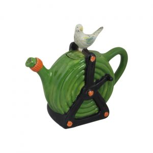 Garden Hose Novelty Collectable Teapot Carters of Suffolk