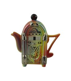 Juke Box Novelty Collectable Teapot Ceramic Inspirations