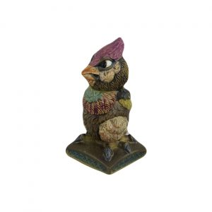 Burslem Pottery Grotesque Bird Mary Sparrow