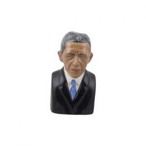 President Barack Obama Toby Jug Bairstow Pottery