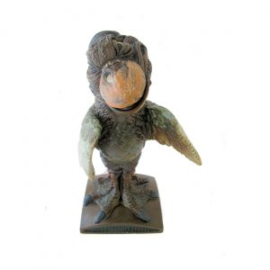 Burslem Pottery Grotesque Bird The Prosecutor