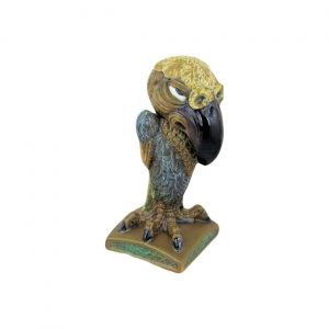 Burslem Pottery Grotesque Bird The Stenographer