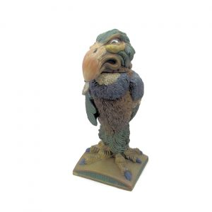 Burslem Pottery Grotesque Bird The Bailiff