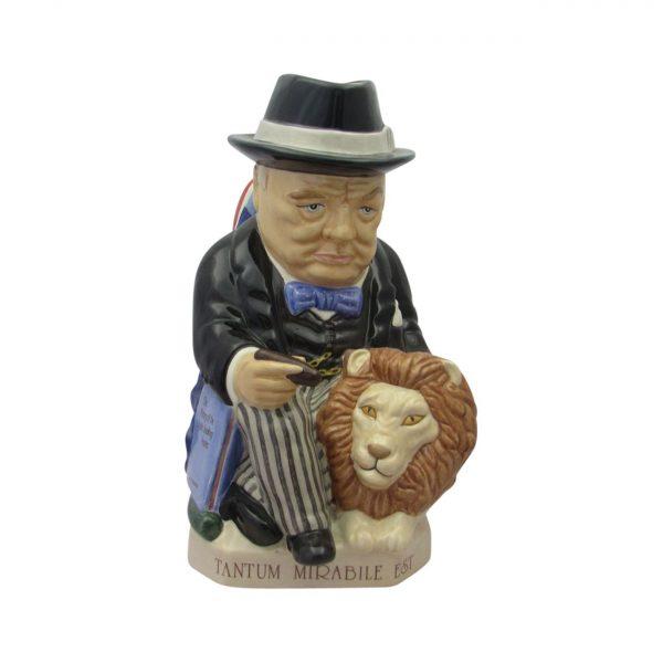 Kevin Francis Ceramics Winston Churchill Spirit of Britain Figure