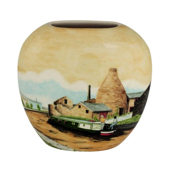Tony Cartlidge Cruising the Potteries Design