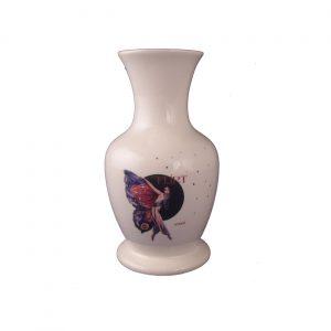 Carlton Ware Vase Flirt Butterfly Design