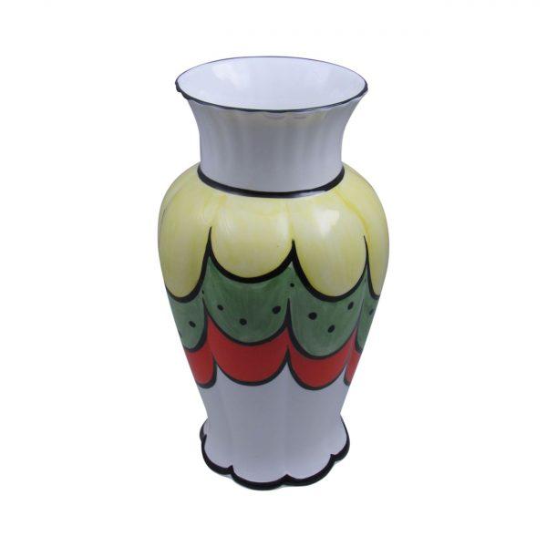 Emma Bailey Ceramics Vase Majestic Waves Design
