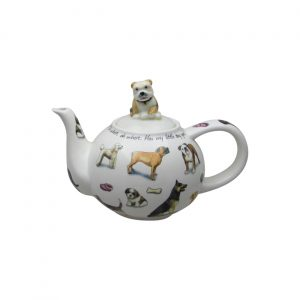 Mans Best Friend Teapot Designed by Paul Cardew