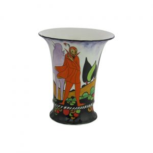 15cm Decorative Vase Mephistio Design