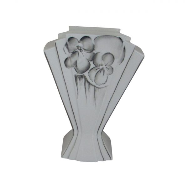 Emma Bailey Ceramics Fan Vase Secrets Design