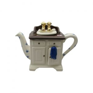 Wash Stand Collectable Novelty Teapot Carters of Suffolk