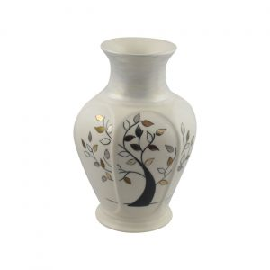 Carlton Ware Vase Wishing Tree Design