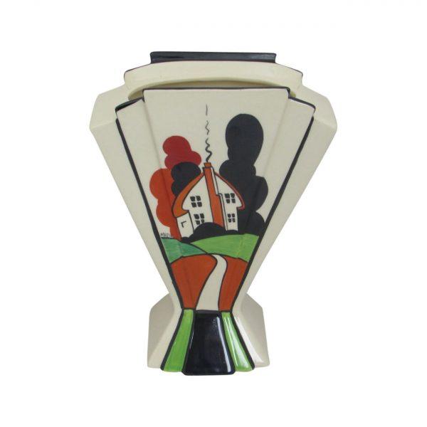 Marie Graves Ceramic Artist Vase Woore Farm Design
