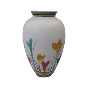 Emma Bailey Ceramics Vase Crocus Design