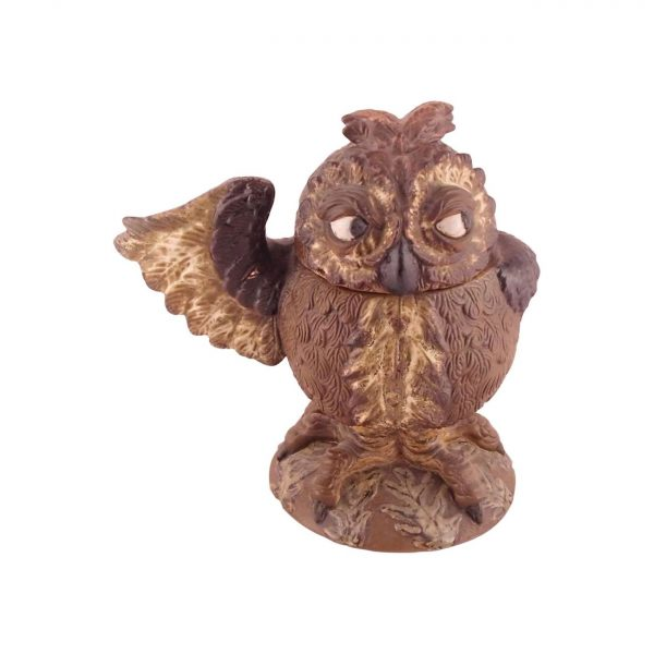 Chambermaid Octavia Grotesque Bird by Burslem Pottery