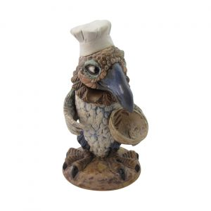 Ramsey the Chef Grotesque Bird Burslem Pottery