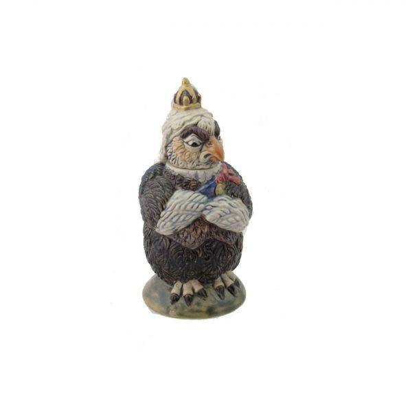 Queen Victoria Grotesque Bird by Burslem Pottery