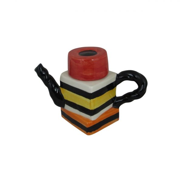 Liquorice Allsorts Novelty Teapot Carters of Suffolk