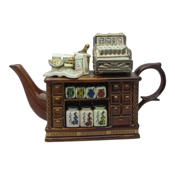 Paul Cardew Chinese Teashop Novelty Teapot