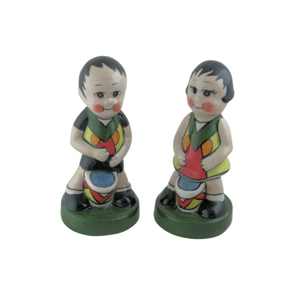 Jack and Jill Figures Lorna Bailey Artware