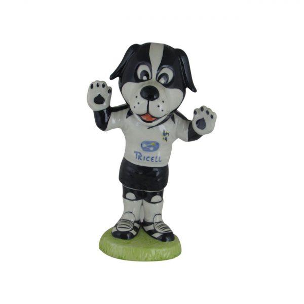 Lorna Bailey K9 Boomer the Dog Figure