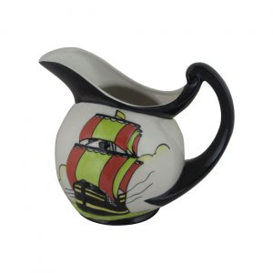 Lorna Bailey Art Ware Mayflower Design Jug