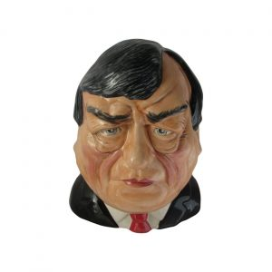 John Prescott Toby Jug -Johnny Two Jags Bairstow Pottery