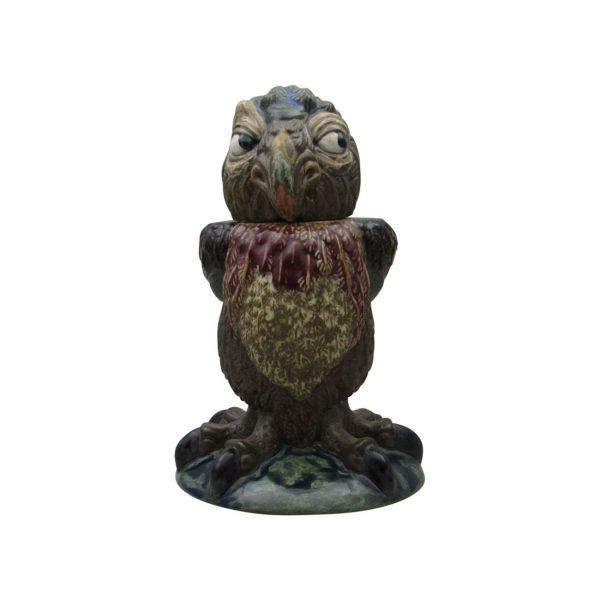 Rosie Grotesque Bird Produced by Burslem Pottery