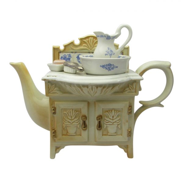 Victorian Wash Stand Teapot by Paul Cardew