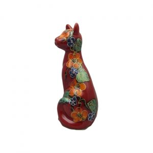 Sitting Cat Figure Garland Design Anita Harris Art Pottery