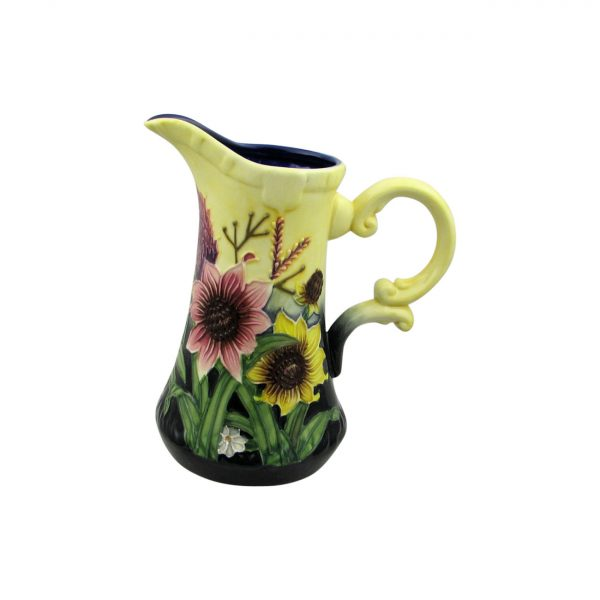 Summer Bouquet Design Jug by Old Tupton Ware