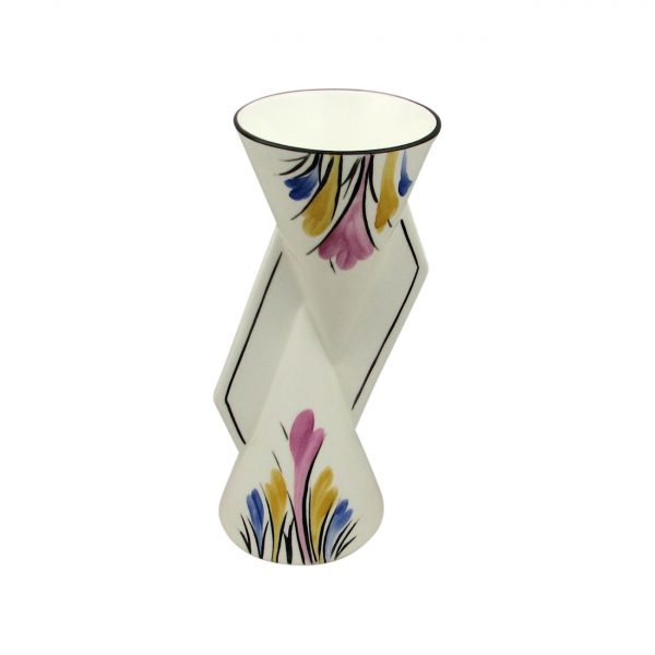 Crocus Design YoYo Vase Emma Bailey Ceramics