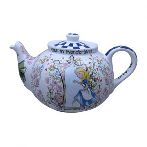 Alice Through The Looking Glass Betty Teapot Paul Cardew