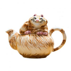 Cheshire Cat Teapot Designed by Paul Cardew
