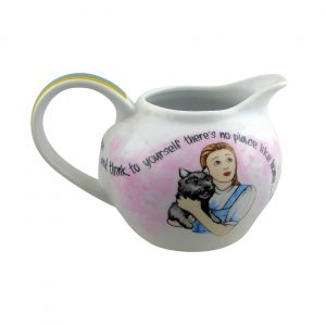 Wizard of Oz Milk Jug Designed by Paul Cardew